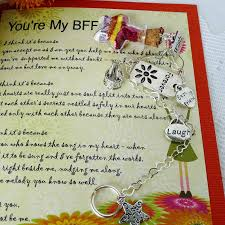 about best friend birthday gifts by captured wishes