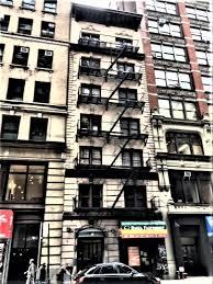 Daytonian in Manhattan: The Monte Sano Hotel - 26 West 27th Street