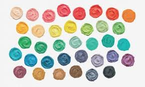 Food Coloring Mix Chart Using Basic Primary Colors Food In 13