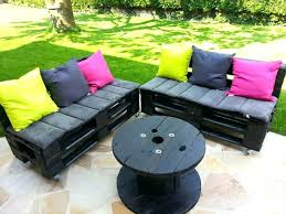 pallet patio furniture cushions top unique sofa and outdoor deck excellent diy make your own best