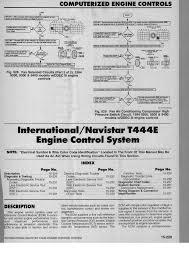international 4700 wiring diagram wiring diagram and schematic international harvester truck wiring diagram i get hold of a wiring diagram turbo sel ecm