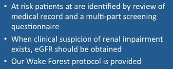 Gadolinium Dose Chart Gadolinium Protocol Questions And Answers In Mri