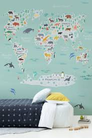 Words To Decorate Your Wall With 17 Best Ideas About World Map Decor On Pinterest Travel
