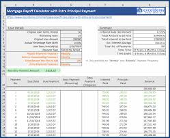 House Amortization Payment Calculator