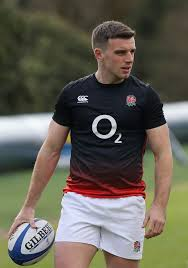 George Ford | Rugby boys, England rugby team, Rugby memes