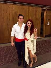 Small Picture 22 Couples Halloween Costume Ideas Prince eric Ariel and