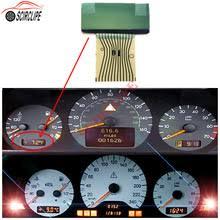 Автомобильный Левый ЖК-<b>экран</b> Air-con <b>информационный</b> ...