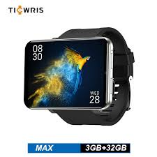 <b>Ticwris Max 4G</b> Watch Phone Android 7.1 MTK6739 Quad Core ...