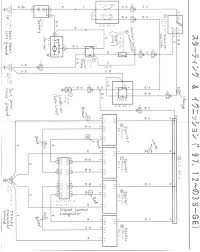 beams redtop starter and ignition wiring diagram