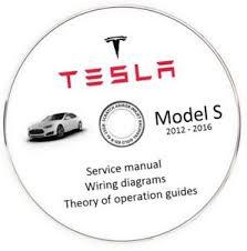 tesla model s 2012 2016 service manual wiring diagram image is loading tesla model s 2012 2016 service manual wiring