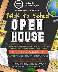 Back To School Open House At L U L Vision Russell