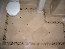 bathroom tile floor patterns. Bathroom Floor Tiles | This Design With Large White And Black Accents Tile Patterns O