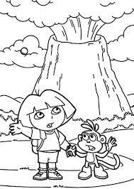 best of volcano coloring page pictures and erupting volcano coloring page volcano diagram coloring pages