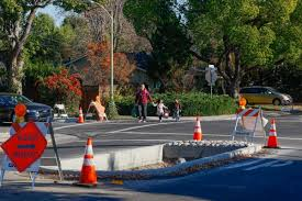 For new bike boulevard, it's not smooth sailing | News | Palo Alto ...