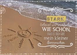 Postkarte Spruch Liebe Du Bist Stark Liebevoll Und Wunderbar