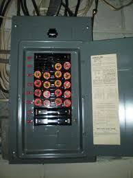 should you replace your electrical panel? roy i snow, inc old fuse box parts at Old Fuse Box