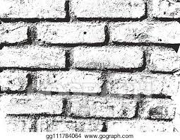 distressed overlay texture of old brick