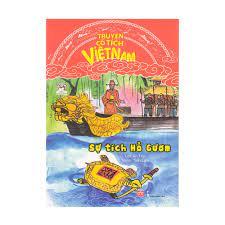 Truyện Cổ Tích Việt Nam - Sự Tích Hồ Gươm | nhanvan.vn – Siêu Thị Sách Nhân  Văn