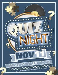 Online Quiz Templates Quiz Night Competition Poster Template bookstore Pinterest 72
