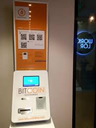 Vending Machine Bitcoin Simple WorkLor Bitcoin CashIn Vending Machine