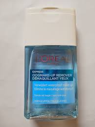express eye makeup remover removes waterproof makeup without greasy layer eyes lips suitable for sensitive eyes