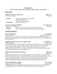 Hobbies And Interests On Resume Examples Modern A Possible What