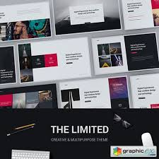 Modern Powerpoint Template Free Limited Creative Modern Powerpoint Template Free