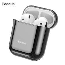 Baseus <b>Earphone Case For</b> AirPods Shining Hook Case For ...
