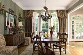 Best Images About Dining Room Window Treatments On Pinterest - Bay window in dining room