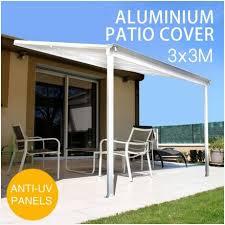 Aluminum patio cover kit smartly eRM CSD
