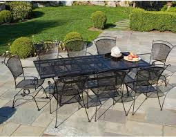 Iron Table And Chairs Set Patio Table And Chairs Wrought Iron Alluring Patio Table And