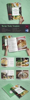 Online Cookbook Template Recipe Book Online Template