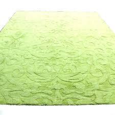 apple green throw rug collection area round mystique textured wool pile in kitchen bath