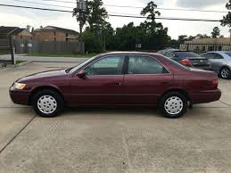 1998 Used Toyota Camry 4dr Sedan LE Automatic at Car Guys Serving ...
