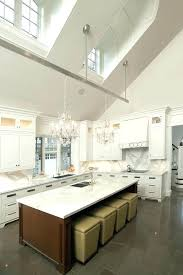 chandelier for sloped ceiling extraordinary lighting ideas org with home 5