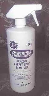 carpet cleaner spray. carpet cleaner spray