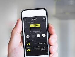 open garage door with iphoneGarage Appealing garage door opener app ideas Bluetooth Garage