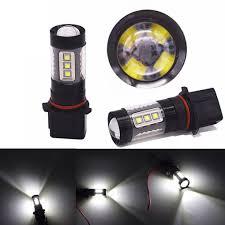 <b>2pcs P13W LED</b> 80W Auto Daytime Driving <b>Lamp</b> Car Front Fog ...