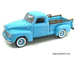 1950 GMC Pickup Truck 92648BU/12 1/18 scale Yatming wholesale ...