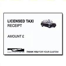 London Taxi Receipt Pdf Taxi Receipts Blank Barca Fontanacountryinn Com