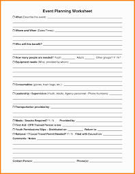 Party Planner Spreadsheet 5 Event Planner Spreadsheet Template Business Opportunity Program