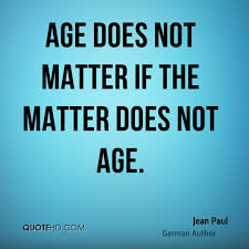 Quotes About Age Best Jean Paul Age Quotes QuoteHD