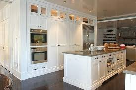 kitchen cabinet furniture spray painting mdf cabinets