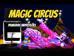 <b>MAGIC</b> CIRCUS <b>MIN NEW YORK</b> ( primeiras impressões ) - YouTube