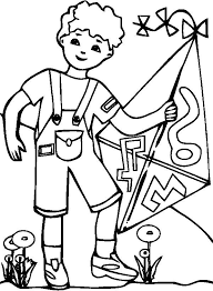 Small Picture 34 best Kites images on Pinterest Kites Coloring and Coloring pages