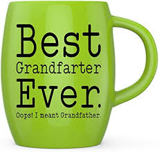 Mug A Day - Funny <b>Fathers Day</b> Gifts for Favorite <b>Grandpa</b> Best