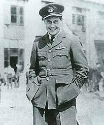 Squadron Leader Roger Joyce Bushell — Never Such Innocence
