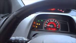 Reset Vsa Light Honda Civic Vsa Light Stays On Easy Fix