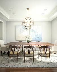 com chandeliers dining room chandeliers brushed nickel crystal orb 6 light chandelier free today