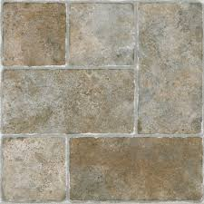 nexus quartose granite 12 x12 self adhesive vinyl floor tile 20 tiles 20 sq ft traditional vinyl flooring by achim importing co